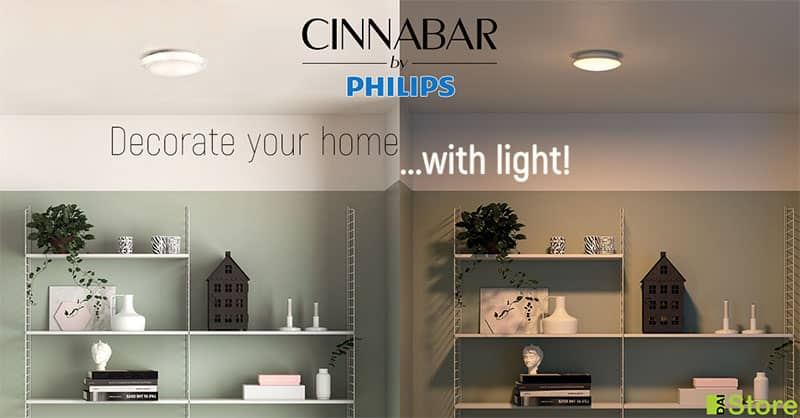 PROMO CINNABAR by PHILIPS