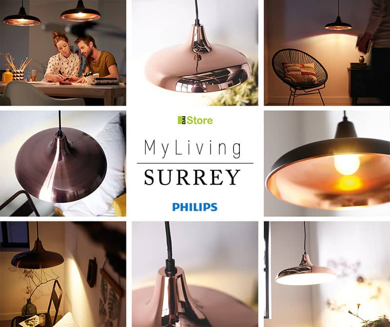 PHILIPS - MYLIVING SURREY