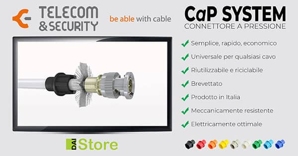 TELECOM SECURITY - CAP SYSTEM