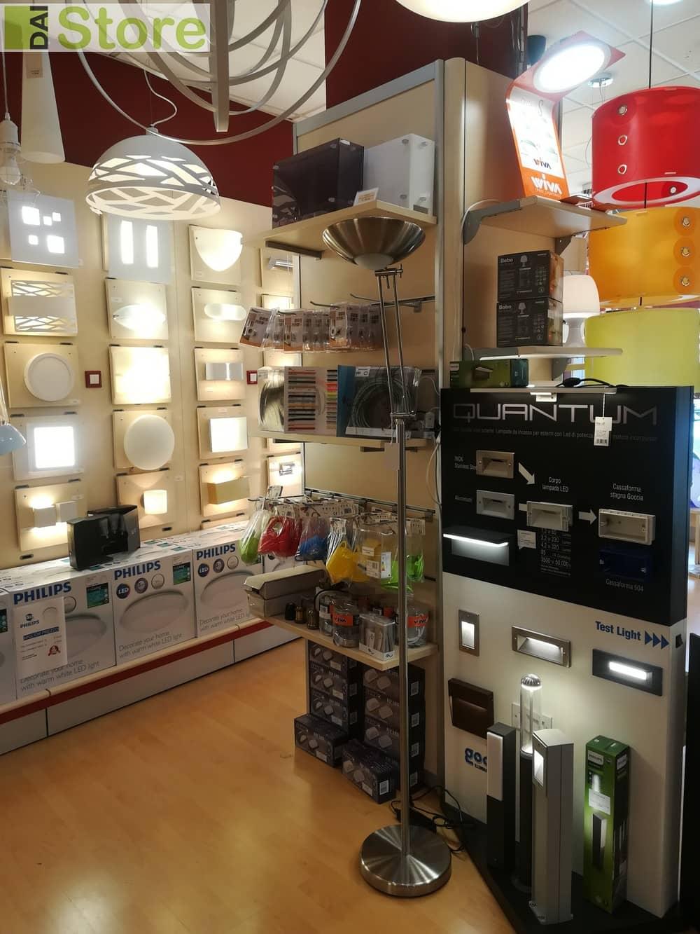 Sistemi Di Illuminazione A Led dai store by elettroboutique - trapani - showroom | dai
