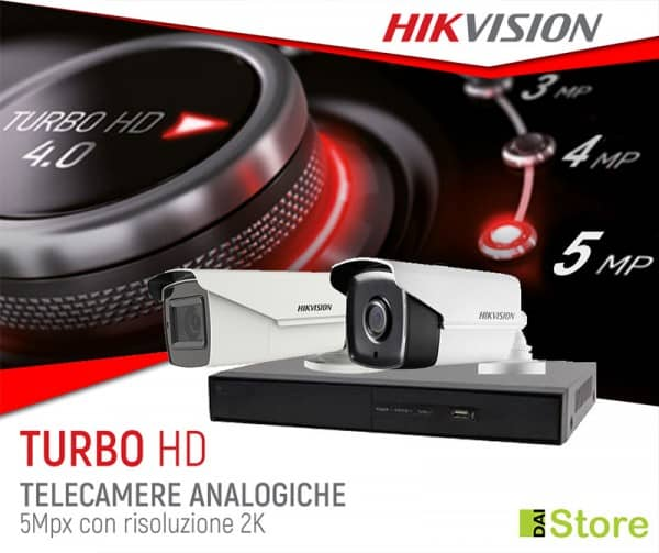 HIK VISION Turbo HD