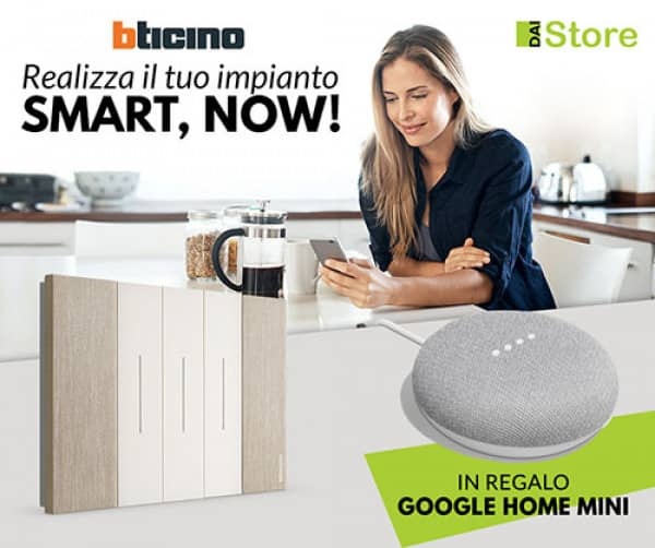 PROMO - LIVING SMART NOW